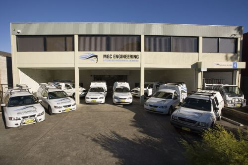 MGC Engineering Office